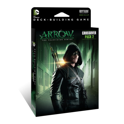 DC Comics: Deck-Building Game - Crossover Expansion Pack 2: Arrow