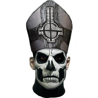 Ghost: Papa Emeritus II Deluxe Mask with Hat