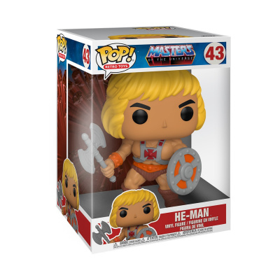 Pop! Vinyl: Masters of the Universe - 10 inch He-Man