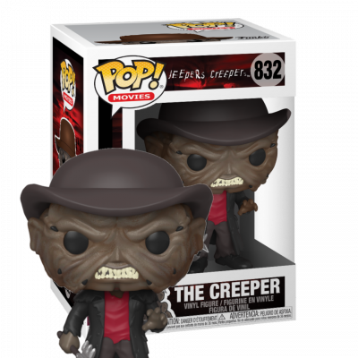 POP Movies: Jeepers Creepers -The Creeper