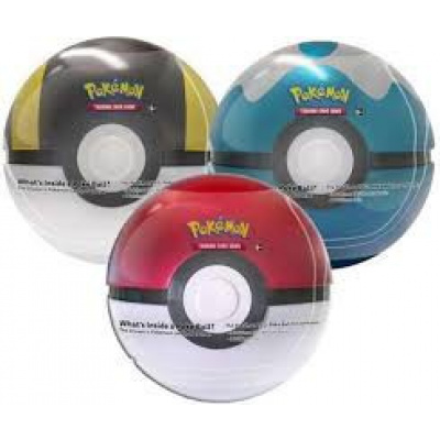 Pokémon Poké Ball Tin February 2020