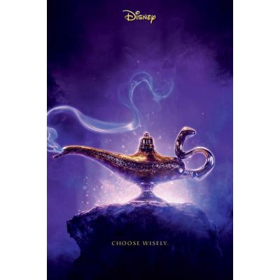 Disney: Aladdin - Choose Wisely 91 x 61 cm Poster