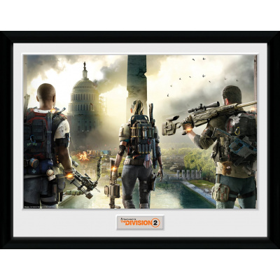 The Division 2: Landscape Collector Print