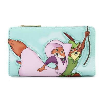 LoungeFly ROBIN AND MARIAN SWINGING WALLET