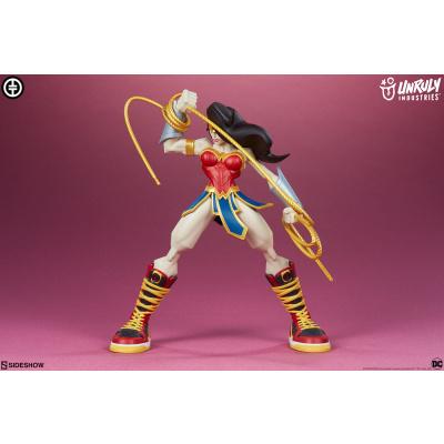 DC Comics: Wonder Woman Designer PVC Statue