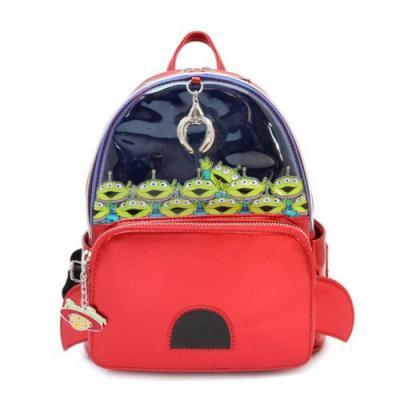 LF Toy Story Claw Machine Mini PU Backpack
