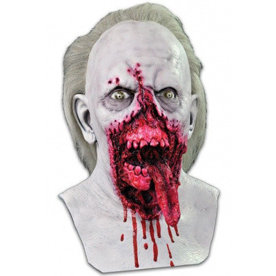 Day of the Dead: Dr. Tongue Zombie Mask