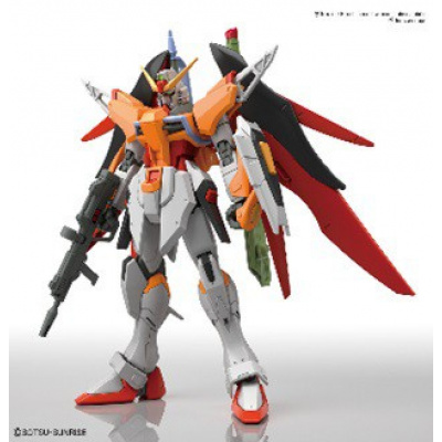 Gundam: HGCE Destiny Gundam - Heine Westenfluss - 1:144 Model Kit