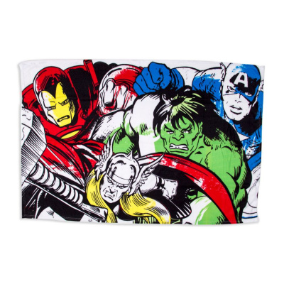 Marvel Avengers Comics - Fleece blanket - 100 x 150 cm