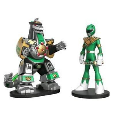 Power Rangers - Hero World Green Ranger