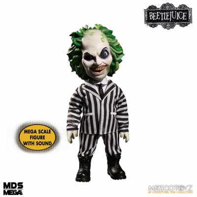 Beetlejuice: Mega Scale Talking Beetlejuice 15 inch Action Figure