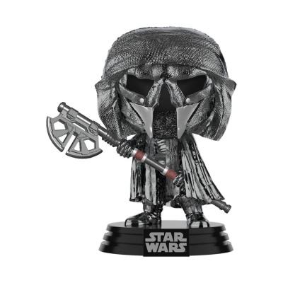 Star Wars POP Movies Vinyl figurine KOR Axe (Chrome) 9 cm