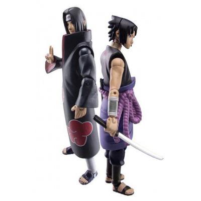 Naruto Shippuden pack 2 figurines Sasuke vs. Itachi 2018 SDCC Exclusive 10 cm