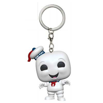 POP Keychains: GB - Stay Puft