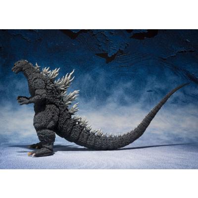 Godzilla actiefiguur SH MonsterArts Godzilla 2002 (Godzilla X Mechagodzilla) 15 cm