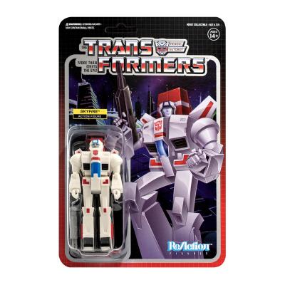 Transformers: Skyfire 3.75 inch ReAction Figure