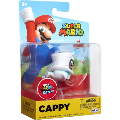 World of Nintendo Super Mario Wave 19 Cappy 2.5-Inch Mini Figure [Ghost]