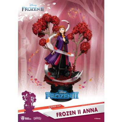 Disney: Frozen 2 - Anna PVC Diorama