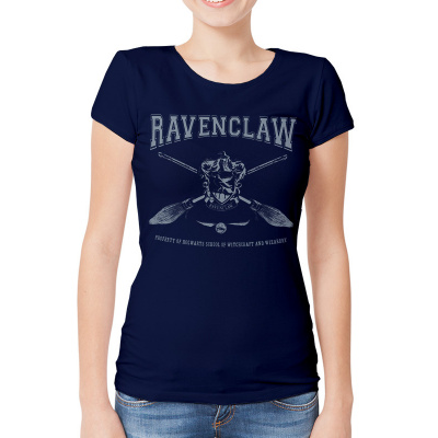 HARRY POTTER - COLLEGIATE RAVENCLAW BLUE