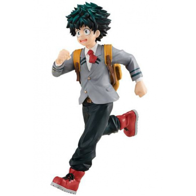 My Hero Academia statue PVC Pop Up Parade Izuku Midoriya 16 cm