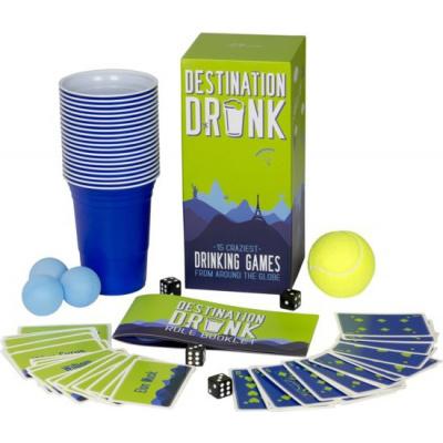 Destination Drunk Party Drinking Games