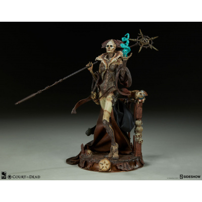 Court of the Dead: Xiall - Osteomancers Vision Statue