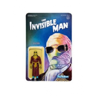 Universal Monsters: The Invisible Man - 3.75 inch ReAction Figure