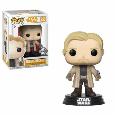 Pop Star Wars: Solo - Tobias Beckett LE 250