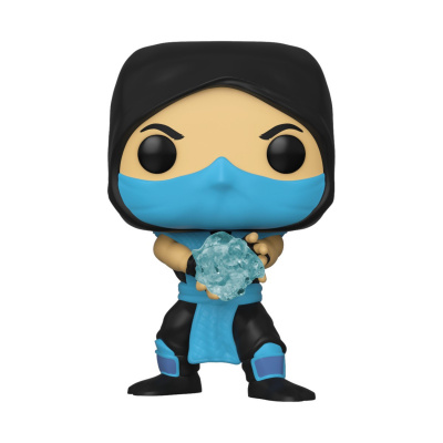 Pop Games: Mortal Kombat - Sub-Zero