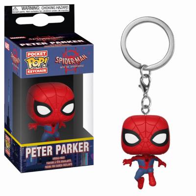 Pocket Pop Keychain: Marvel - Animated Spider-Man - Peter Parker