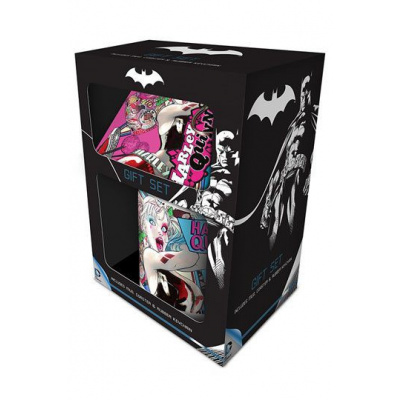 DC COMICS GIFT BOX HARLEY QUINN