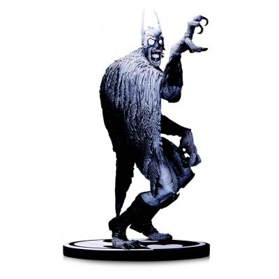 DC Comics: Batman Black and White Batmonster Statue by Greg Capullo