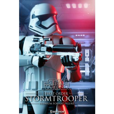 Star Wars The Force Awakens: First Order Stormtrooper Premium Statue