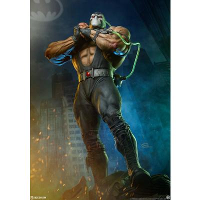 DC Comics: Bane Maquette