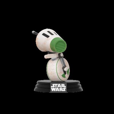 POP Star Wars Ep 9: Star Wars - D-0