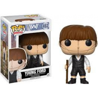 WESTWORLD - Bobble Head POP N° 462 - Young Ford