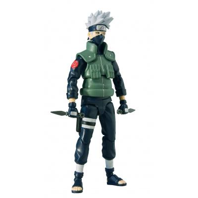 Naruto: 4 Inch Poseable Action Figure Series 1 - Kakashi