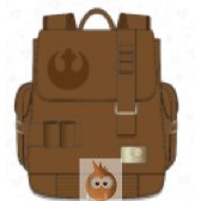 Loungefly Rey Rebel Backpack (Star Wars)