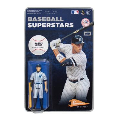MLB Modern Wave 1: New York Yankees - Aaron Judge 3.75 inch ReAction Figure