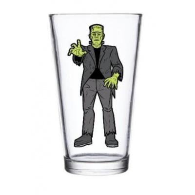 Universal Monsters: Frankenstein - 16 oz Glass