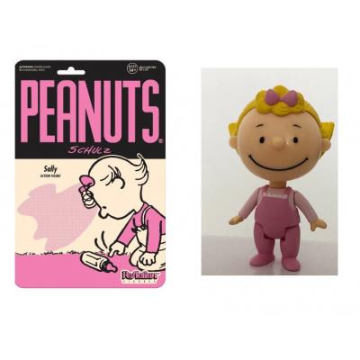 Peanuts: PJ Sally - 3.75 inch ReAction Figure