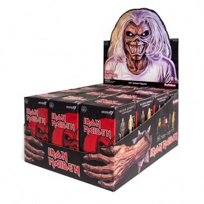 Iron Maiden: Blind Box Action Figure - 12 Piece CDU