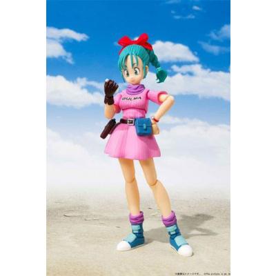 Dragon Ball figurine S.H. Figuarts Bulma 14 cm