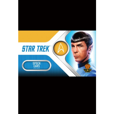 Star Trek: Spock Ears Foam Latex Appliance