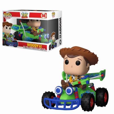 Pop Ride: Toy Story - Woody with RC