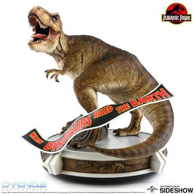 Jurassic Park: Rotunda Rex 1:9 Scale Statue