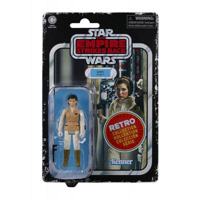 Star Wars Episode V Retro Collection figurine Leia (Hoth)