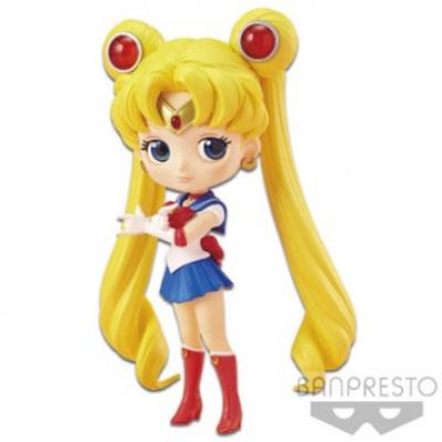 Sailor Moon: Q Posket - Pretty Guardian Sailor Moon