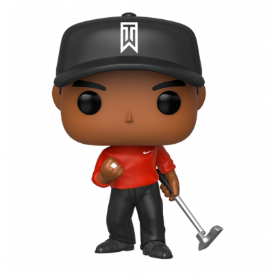 POP Golf: Tiger Woods (Red Shirt)