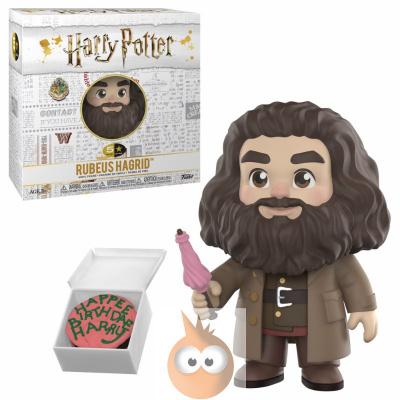 HARRY POTTER - 5 Star Vinyl Figure 8 cm - Hagrid